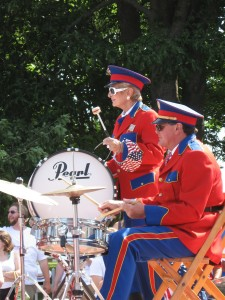 2007 Town band