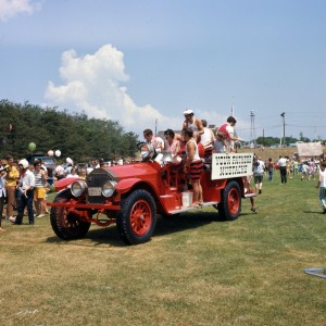 1960's Chatham July 4th Parade